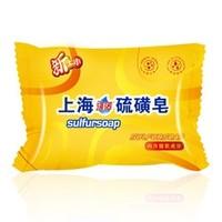 Deeno 涤诺 上海硫磺皂 84g*5块装