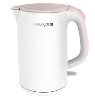 Joyoung 九阳 K17-F802 电热水壶 (白色、1.7L)