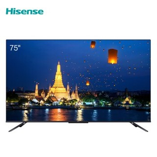 Hisense 海信 75E5D 75英寸 4K超高清电视