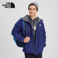 THE NORTH FACE 北面 496X 男款冲锋衣