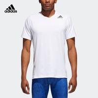 adidas 阿迪达斯 CW1960 男装短袖T恤 2XL 白色