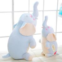 可爱卡通动物暖手床上抱枕  65cm 7款可选 带暖手