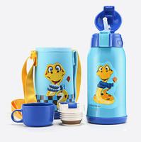 BeddyBear 杯具熊 儿童保温杯 (1个、贴纸蛇、600ml)