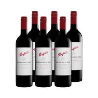 澳洲奔富bin寇兰山 西拉赤霞珠干红酒葡萄酒*6