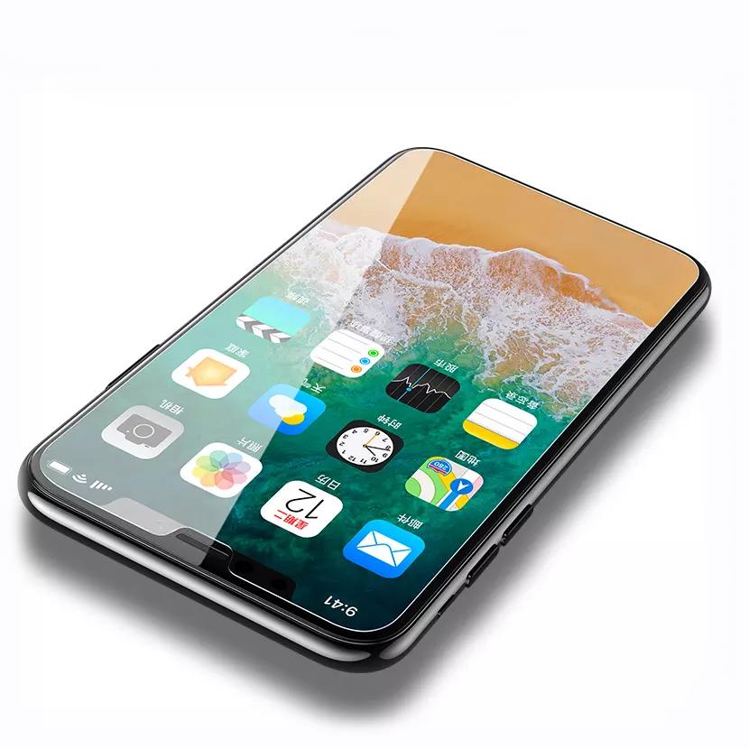 苹果7钢化膜iphone11pro/XsMax手机iPhoneX全屏11覆盖8/se2贴膜7p蓝光8plus全包边XR/11promax防摔保护膜X XS