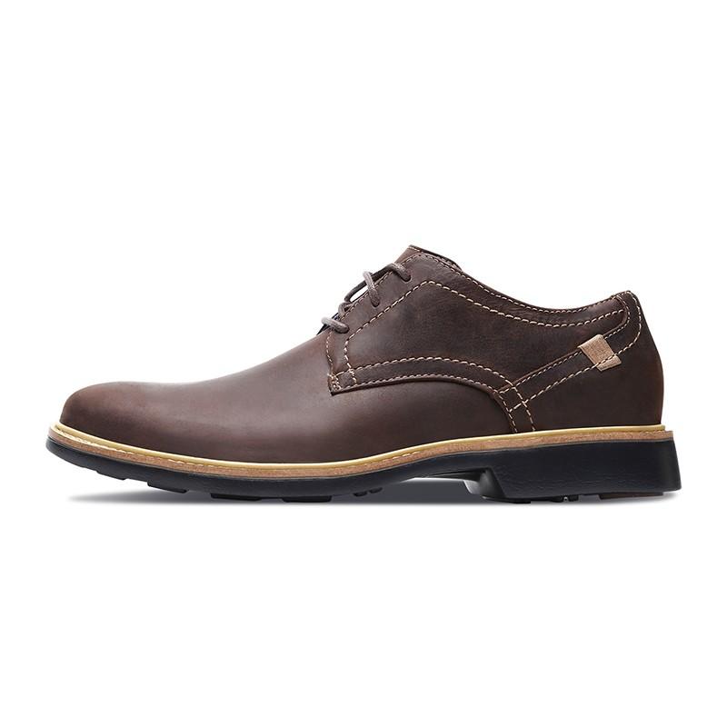 Skechers 斯凯奇 68115 男款正装商务皮鞋