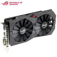 ASUS 华硕 ROG-STRIX-RX580 2048SP 猛禽 8G GDDR5显卡