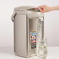 ZOJIRUSHI 象印 CV-DSH40C 电热水壶 (不锈钢色、4L)