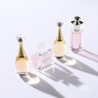 Dior 迪奥 香水小样 四件套礼盒(真我浓香 5ml+真我淡香 5ml+魅惑 5ml+花漾 5ml)