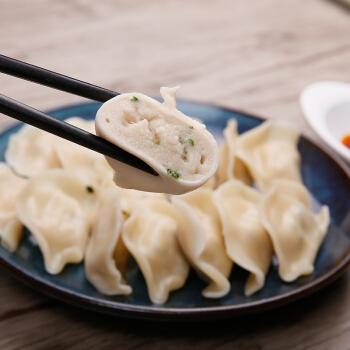 泰祥 海鲜水饺组合装1.8kg(鲅鱼360g*3+鱿鱼360g*2)