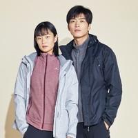 DECATHLON 迪卡侬 QUMM 男/女款三合一冲锋衣