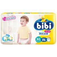 FIVERAMS 五羊 bibi阳光动感 婴儿成长裤 XL码 36片 *6件