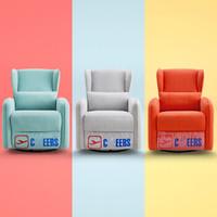 双11预售 : CHEERS 芝华仕 K275 头等舱单人布艺功能沙发