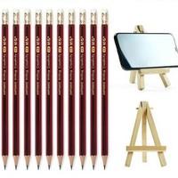 博格利诺 学生铅笔*10支 送多功能支架