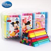 Disney 迪士尼 儿童水彩笔 12色