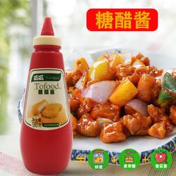 呱呱 糖醋酱 580g