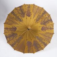 Neyanke 文艺复古长木柄伞