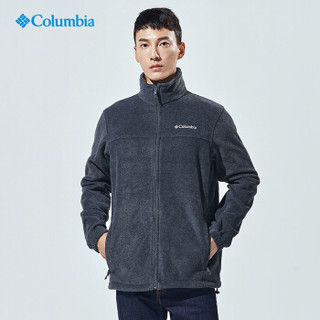 京东PLUS会员 :  Columbia 哥伦比亚 WE3220 男款保暖抓绒衣