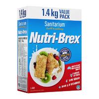 欣善怡nutri-brex低脂代餐即食麦片 安迪同款燕麦饼干谷物 健身餐