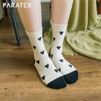 PARATEX 女士长筒袜2双装