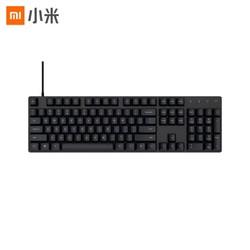 小米(MI)小米红轴机械键盘CHERRY版 电竞性能