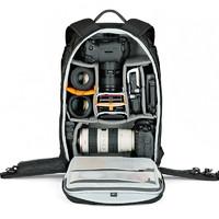 新款乐摄宝ProTactic金刚索尼相机摄影包男女双肩包户外旅行背包