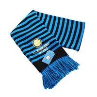 国际米兰俱乐部Inter Milan男女官方百搭运动户外精品针织围巾