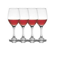 STONE ISLAND 无铅水晶红酒杯套装 4只 350ml