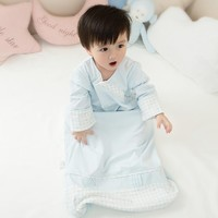 21日0点、双11预售 : L-LIANG 良良 分腿婴儿睡袋 双层春秋款