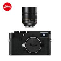 徕卡(Leica)相机 M10-D旁轴经典全画幅数码相机20014   75 mm f/1.25 ASPH. 黑色 11676 优选套餐九