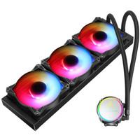 鑫谷(Segotep)冰酷360 RGB智领版一体式水冷CPU散热器