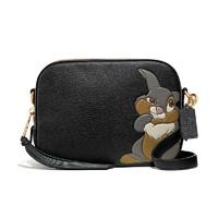 COACH 蔻驰 女士Disney兔子图案相机包单肩斜挎包