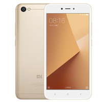 Xiaomi/小米 红米Note 5A 4GB+64GB 香槟金 移动4G+版手机