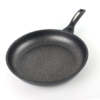 Kitchen-Art 麦饭石红标煎锅30CM 平底锅煎牛排锅不粘锅 30CM 黑色