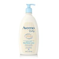 Aveeno 艾维诺婴儿日常燕麦保湿婴童润肤保湿乳液 532ml 0岁以上