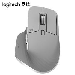 Logitech 罗技 MX Master 3 鼠标 无线蓝牙鼠标  科技灰