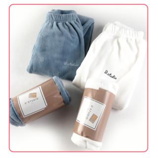 澳苑 AY-nnk002  女款珊瑚绒家居裤