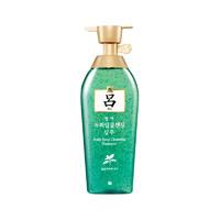 Ryo绿吕深层洁净头皮去屑洗发水 控油清洁500ml所有发质成人韩国原装进口 *4件