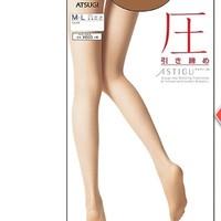 ATSUGI 厚木 FP6891 超薄压力瘦腿抑菌连裤 *5件