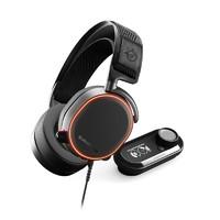 steelseries 赛睿 Arctis Pro 寒冰 电竞游戏耳机 Arctis Pro + GameDAC