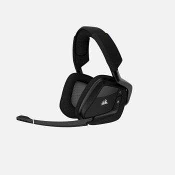 CORSAIR 美商海盗船 游戏耳机     7.1声道 (黑色、无线(蓝牙)、USB接口)