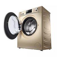 再降价、双11预售 : Haier 海尔 EG10014HB88LGU1 10kg 直驱变频滚筒洗烘一体机