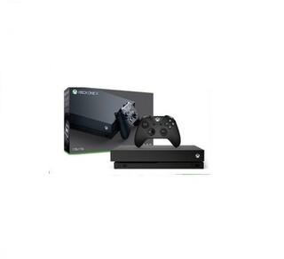 Microsoft 微软 1 港版xbox one s版 体感器游戏主 (黑色)