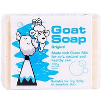 Goat Soap 山羊奶皂 原味 滋润保湿 香皂 100g/块 澳洲进口 *2件