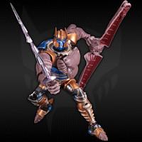 21日0点、双11预售 : TAKARA变形金刚BW超能勇士MP41恐龙勇士日版变形机器人