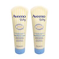 Aveeno 艾维诺  燕麦精华保湿润肤乳 227g *2件