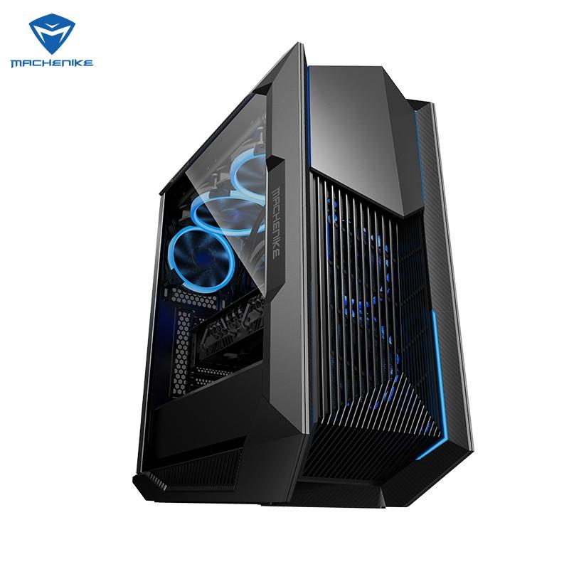 MACHENIKE 机械师 F117-V76r3 游戏主机(i7-9700、16GB、512GB PCIE+1TB、RTX2060 )