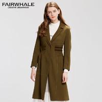 Mark Fairwhale/马克华菲 女士外衣