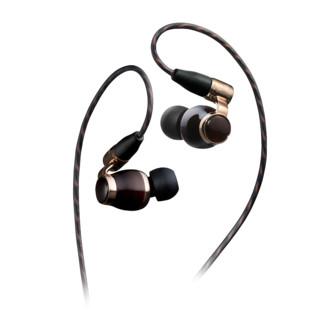 双11预售 : JVC 杰伟世 HA-FW10000 旗舰木振膜入耳式耳机