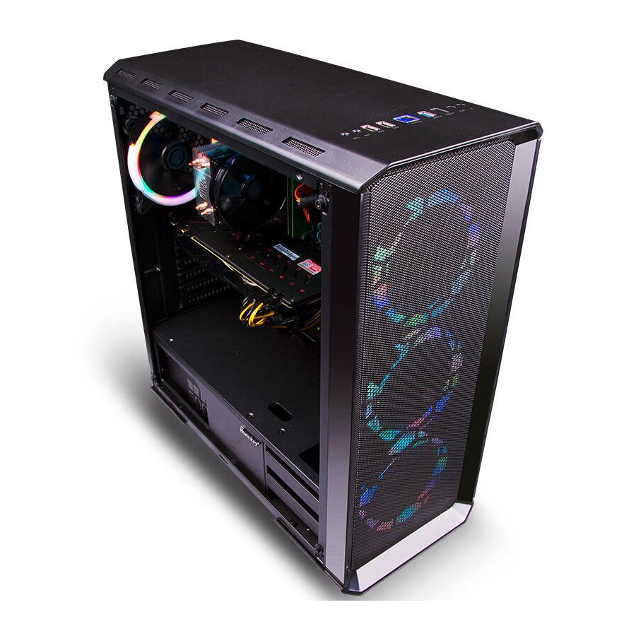 IPASON 攀升 组装台式机(i7-9700F、16GB、256GB、RTX 2060)
